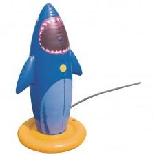 Игрушка - боксёрская груша Акула 74*74*132 см, Bestway 52246