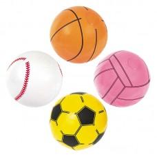 Надувной мяч по видам спорта, 41 см Bestway 31004