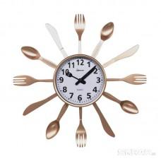 Часы настенные кварцевые HOMESTAR  модель HС-14 ложки, вилки, ножи