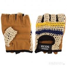 Перчатки для фитнеса, мужские, цвет -мульти, размер: S, модель: SB-16-1951