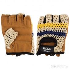 Перчатки для фитнеса, мужские, цвет -мульти, размер: L, модель: SB-16-1951
