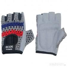 Перчатки для фитнеса, мужские, цвет -мульти, размер: S, модель: SB-16-1950