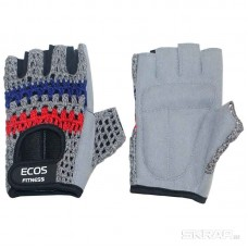 Перчатки для фитнеса, мужские, цвет -мульти, размер: M, модель: SB-16-1950