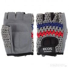 Перчатки для фитнеса, мужские, цвет -мульти, размер: L, модель: SB-16-1950