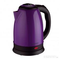 Чайник ENERGY E-292 (1,8 л, диск), стальной, фиолетовый