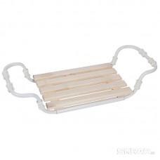 Сидение для ванны деревянное/раздвижное 5 реек
