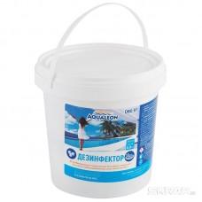 Дезинфектор БСХ (быстрый стаб. хлор) в таблетках по 20г., 0,9 кг
