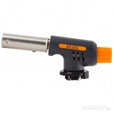 Горелка газовая (лампа паяльная) портативная ECOS GTI-100 (картон)