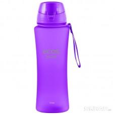 Бутылка для воды 650 мл ECOS SK5015 фиолетовая
