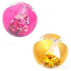 Надувной мяч для пляжных видов спорта Glitter Fusion 41 см  Bestway 31050