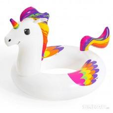Круг для плавания Fantasy Unicorn 119*91 см  Bestway 36159