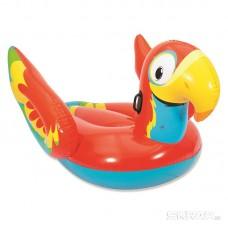 Надувной попугай для катания верхом 203*132 см  Bestway 41127