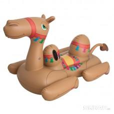 Надувной верблюд для катания в бассейне 221*132 см  Bestway 41125