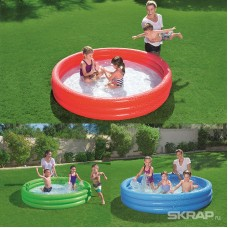 Надувной бассейн Play Pool 183*33 см  Bestway 51027