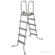 Лестница для бассейнов 132 см  Bestway 58337