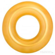 Круг для плавания Золото, 91см, Bestway 36127