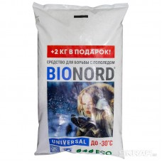 Антигололедное средство BIONORD UNIVERSAL -30С 12кг