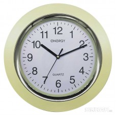 Часы настенные кварцевые ENERGY модель ЕС-135 круглые