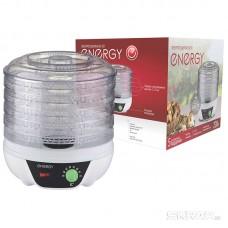 Электросушилка ENERGY EN-551  для продуктов (5 поддонов диам 25 см, 230Вт)