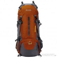 Рюкзак Ecos MONTANA, оранжевый 45 л