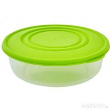 Контейнер круглый 0,55л оливковый