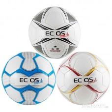 Мяч футбольный (микс цветов в транспортной упаковке - по 8 штук каждого цвета, всего - 3 цвета)