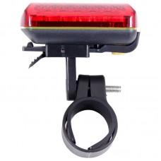 Задний фонарик, 5 диодов, 4 режима Ecos VEL-18