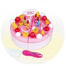 Игрушка набор: торт + ножик Krutti FS01-1