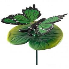 "Штекер садовый ""Бабочка на цветке"" GS-AR2016-5"