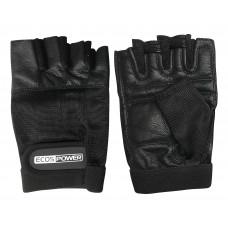 Перчатки для фитнеса 5103-BLL, цвет: черный, размер: L