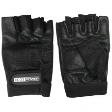 Перчатки для фитнеса 5103-BLXL, цвет: черный, размер: XL