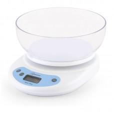 Весы кухонные электронные HOMESTAR HS-3001, 5 кг (белые)