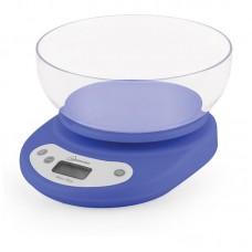 Весы кухонные электронные HOMESTAR HS-3001, 5 кг (голубые)