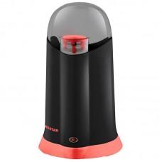 Кофемолка HomeStar HS-2008 цвет: черный, 150 Вт