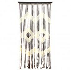 Занавес бамбуковый 90*180 см рисунок в ассортименте