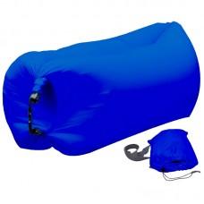 Мешок для отдыха LAZYBAG (Lamzac) 185 х 75 х 50 см. Нейлон. Цвет: Royal blue (т.синий)