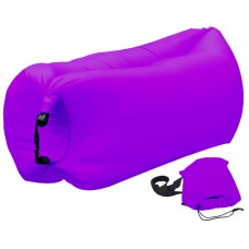 Мешок для отдыха LAZYBAG (Lamzac) 185 х 75 х 50 см. Нейлон. Цвет: Пурпурный