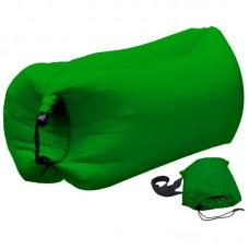 Мешок для отдыха LAZYBAG (Lamzac) 185 х 75 х 50 см. Нейлон. Цвет: Hunter green (т.зеленый)