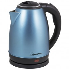 Чайник Homestar HS-1010 (1,8 л) стальной, синий