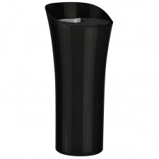 Термокружка в пластиковом корпусе, серия CHIARO, 400 мл