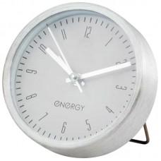 Будильник ENERGY EA-02 стальной