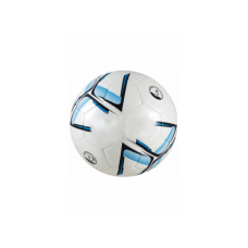 Мяч футбольный ECOS Pro Hybrid Neon. Размер №5 Синий