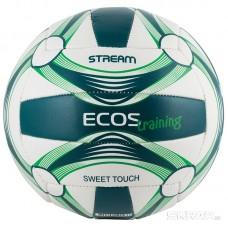 Мяч волейбольный ECOS Training (микс цветов в тр. упаковке - по 8 каждого цвета, всего - 3 цвета)
