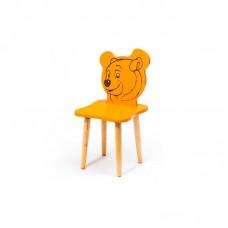 """Стул детский """"Медвежонок"""", оранжевый"""