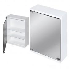Шкаф навесной с влагостойким зеркалом 500х380х145