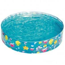 Ненадувной бассейн 122 х 25 см, 277 л, Bestway 55028