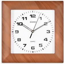 Часы настенные кварцевые ENERGY модель ЕС-14 квадратные
