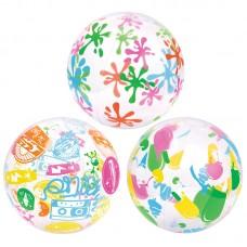 Мяч пляжный дизайнерский 31000 41 см (16'') Bestway