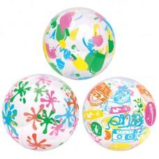 Мяч пляжный дизайнерский 31001 61 см (24'') Bestway