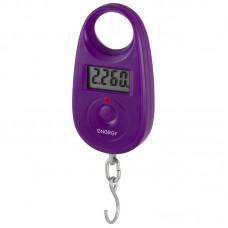 Безмен электронный ENERGY BEZ-150 фиолетовый 25 кг